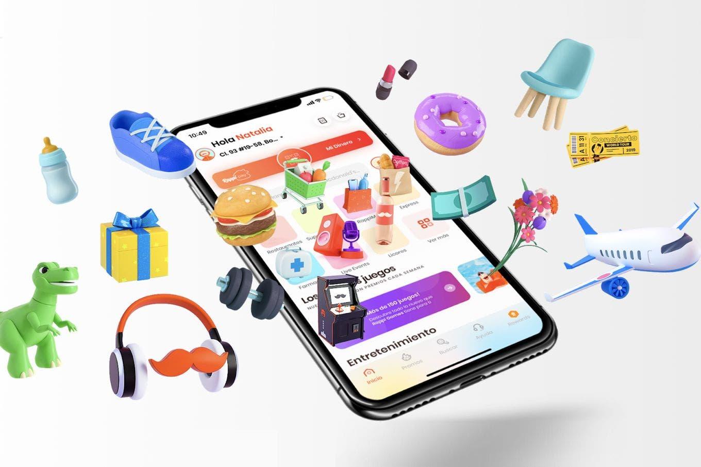 La reinvención de Rappi: de aplicación de delivery a red social de entretenimiento, al estilo WeChat