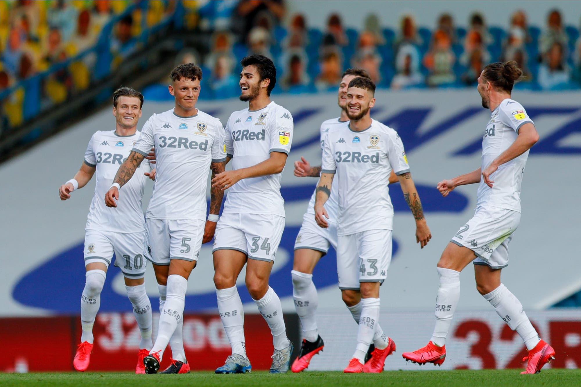 Leeds United-Charlton, por la Championship: el equipo de Marcelo Bielsa se despidió con una goleada y ahora lo espera la Premier League