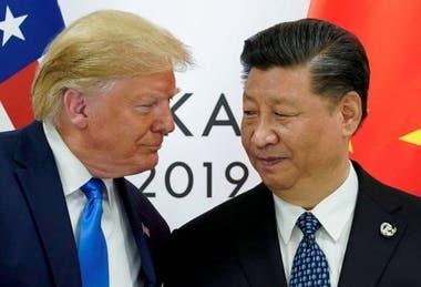 Las tensiones entre Estados Unidos y China, cuyos presidentes aparecen en la imagen, podrían afectar a los planes del Grupo Hormiga.