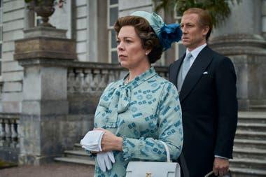 El estreno del documental de National Geographic coincide con el de la temporada 4 de The Crown
