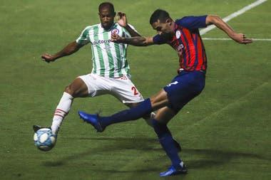 San Lorenzo consiguió su tercer triunfo en la Copa Liga Profesional