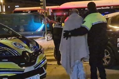 El incendio ocurrió en una residencia para personas mayores en Sevilla, en el sur de España