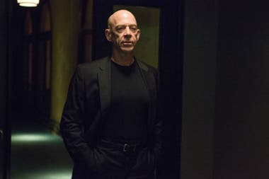 J.K. Simmons en Whiplash