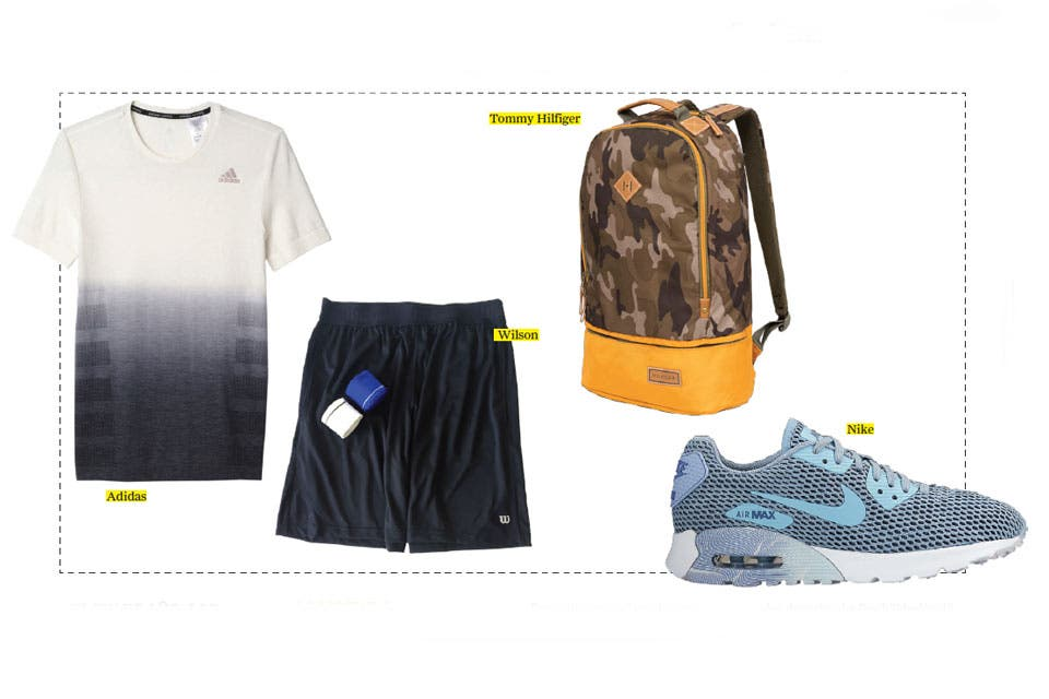 Cómo vestir deportivo y elegante - LA NACION de00407ccec96