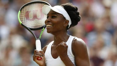 Venus Williams llega a su primera final en el All England desde 2009