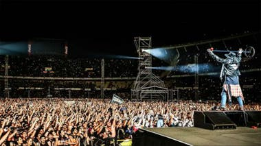 Guns N'' Roses y The Who, juntos en La Plata