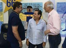 Carrió rechaza el acuerdo entre Angelici y Nosiglia por el control de la UCR porteña