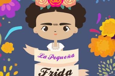 La pequeña Frida, un espectáculo para toda la familia.