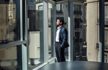 Sebastián Serrano, CEO de la criptomoneda argentina Ripio