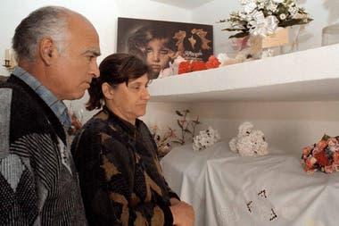 Los padres de María Soledad, Ada Rizziardi y Elías Morales, encabezaron un reclamo de justicia que conmovió a todo el país