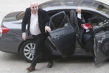 Javier Fernández, el operador judicial del kirchnerismo, rompió el silencio