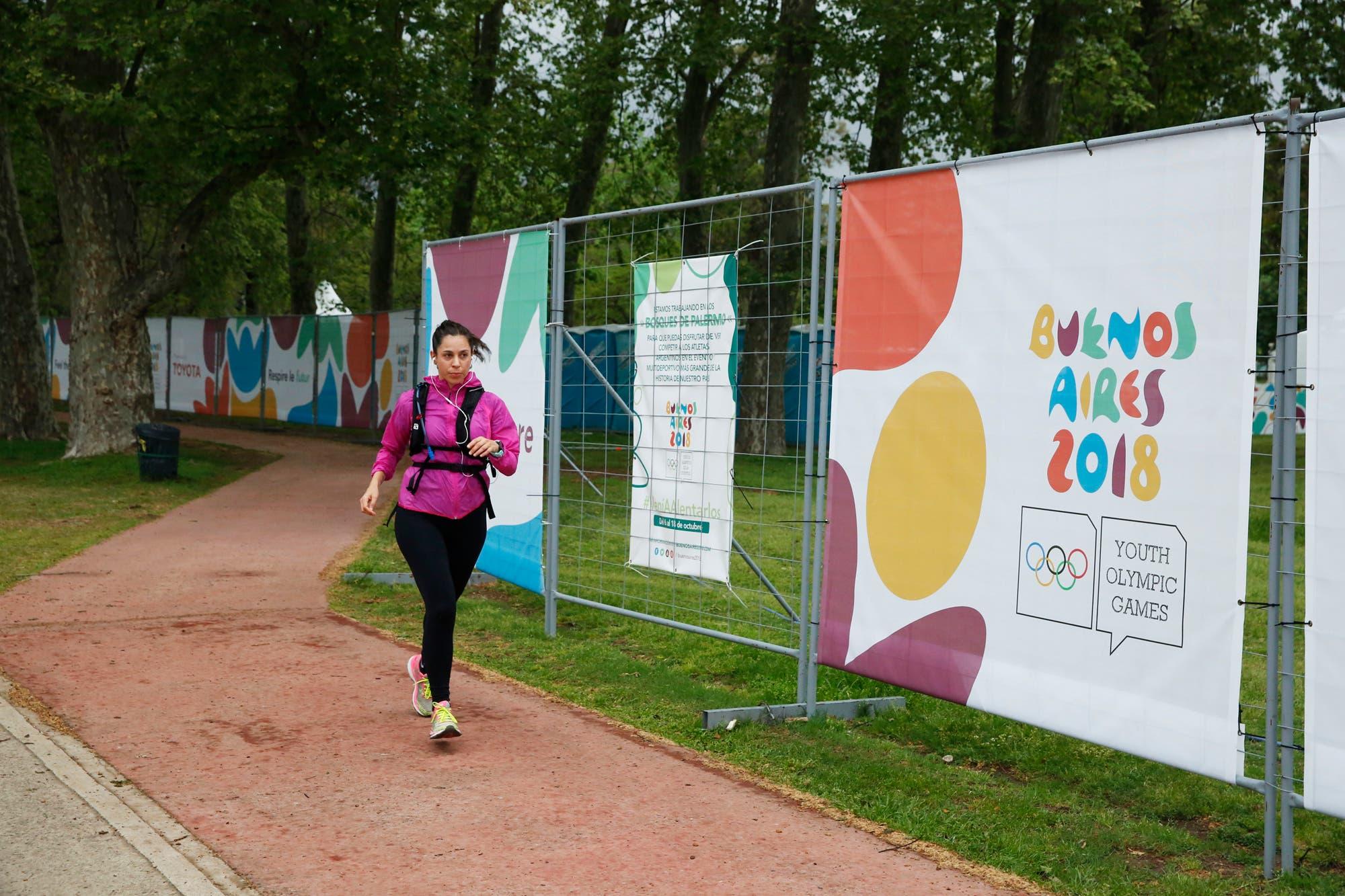 A partir de mañana, Buenos Aires estará sitiada por los cortes para los Juegos Olímpicos de la Juventud