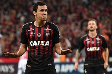 Atlético Paranaense, campeón de la Copa Sudamericana: será