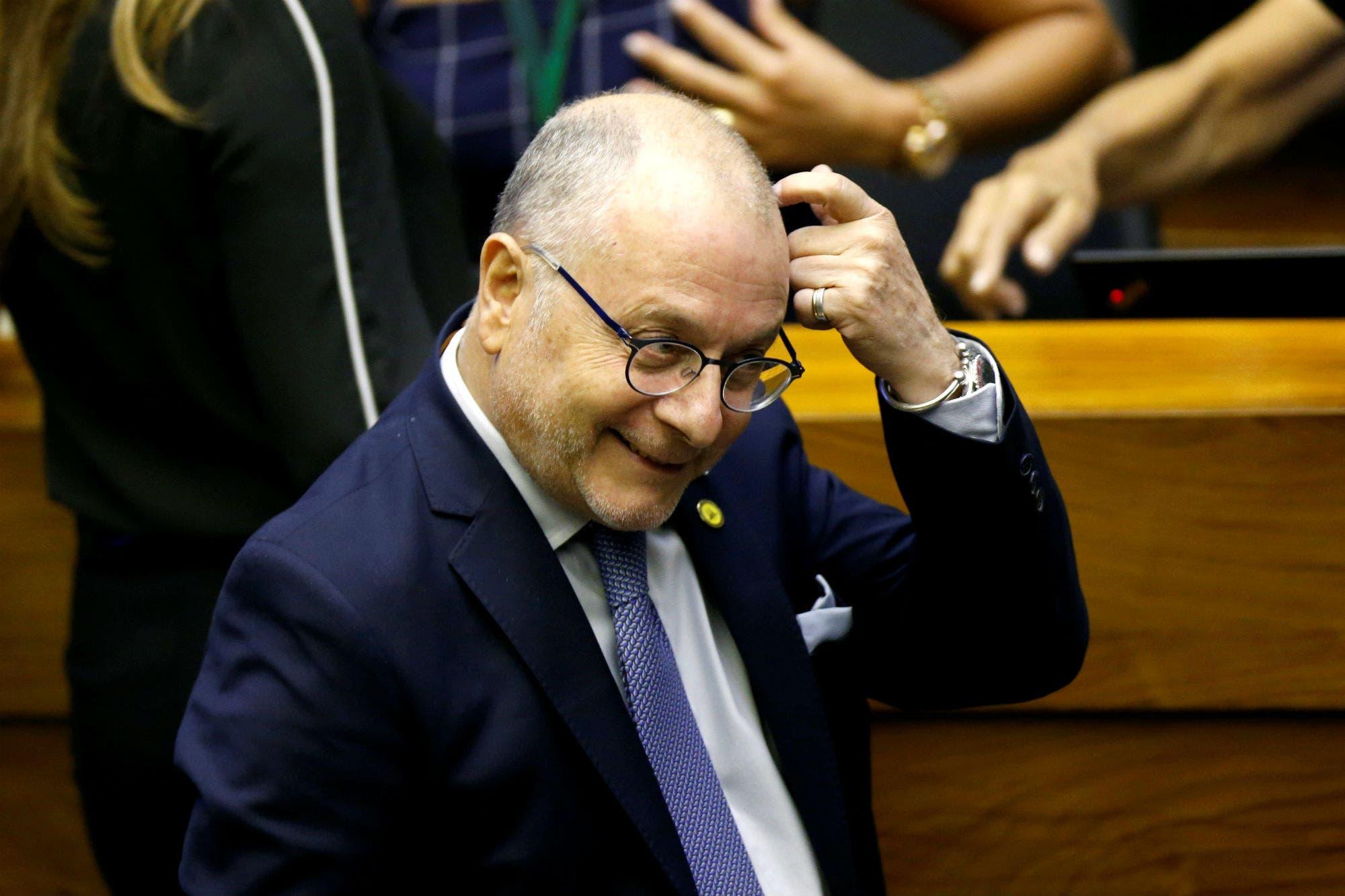 """Faurie en la asunción de Bolsonaro: """"Nos interesa que a Brasil le vaya bien"""""""