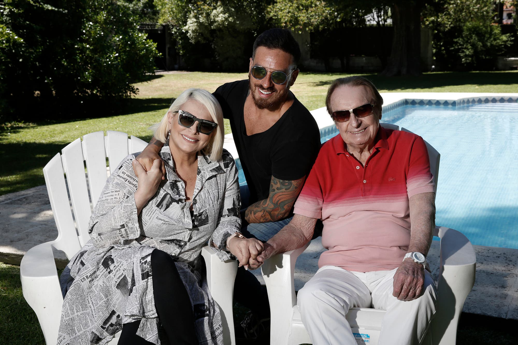 Los grandes amores de Santiago Bal: Carmen Barbieri, Silvia Pérez y Ayelén Paleo
