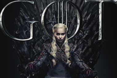 última temporada de Game of Thrones