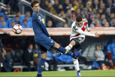 El último partido: la final contra River en Madrid