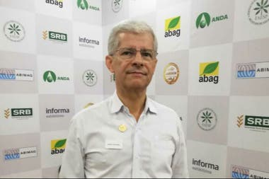 Pedro Estevão, presidente de la Cámara Sectorial de Máquinas y Equipos Agrícolas