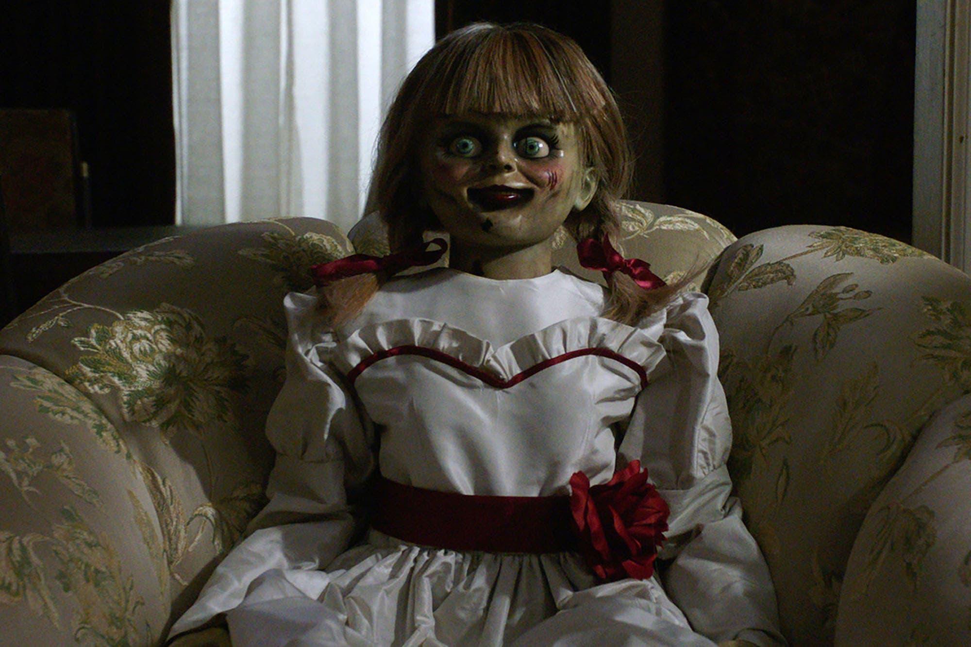 Annabelle: la espeluznante historia real de la muñeca que inspiró la película