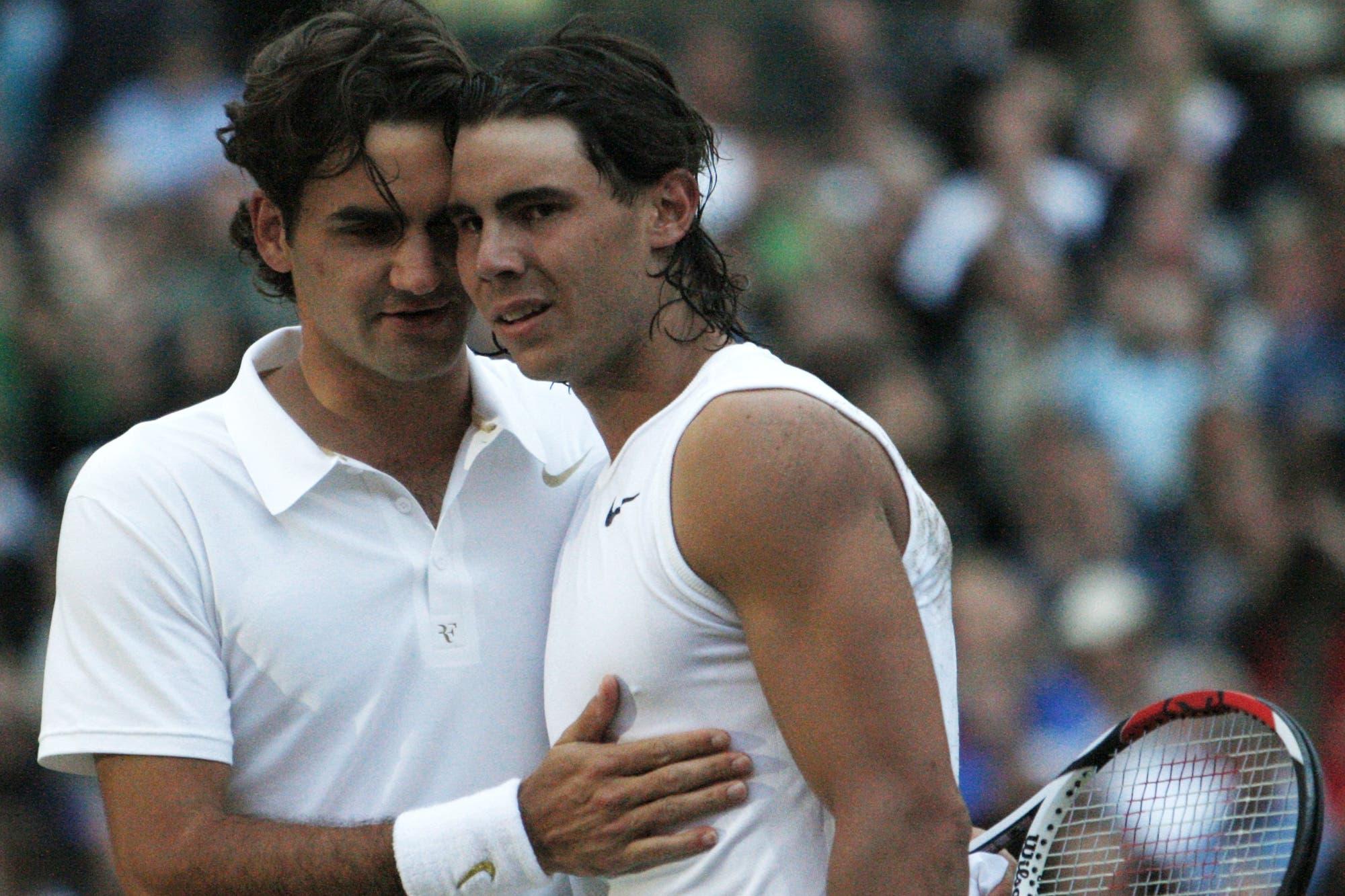 Roger Federer-Rafael Nadal, por la semifinal de Wimbledon: horario y TV de la edición 40 del superclásico