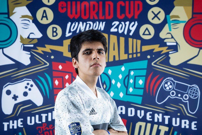 FIFA eWorld Cup 2019: el argentino Nicolás Villalba debuta en el mundial de FIFA 19
