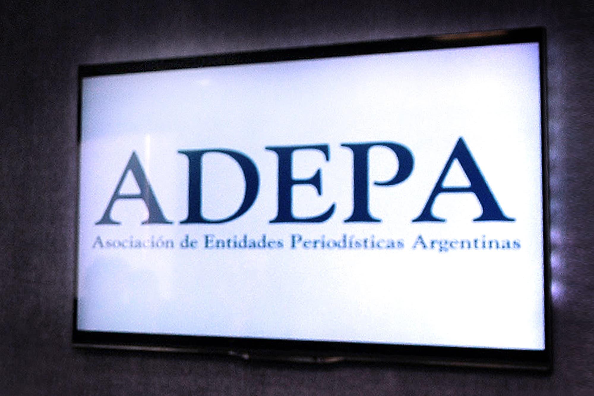 """Lawfare: Adepa rechazó la creación de un """"tribunal de ética"""""""