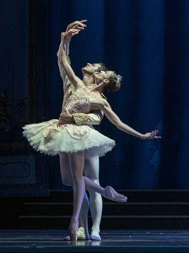 La étoile Dorothee Gilbert y su príncipe azul, Marcelo Gomes