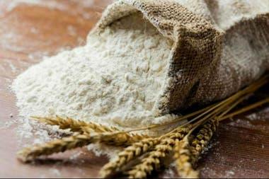 Las panaderías generalmente requieren el 70% de la producción mensual de harina, pero en el último mes bajaron a un 50% su actividad