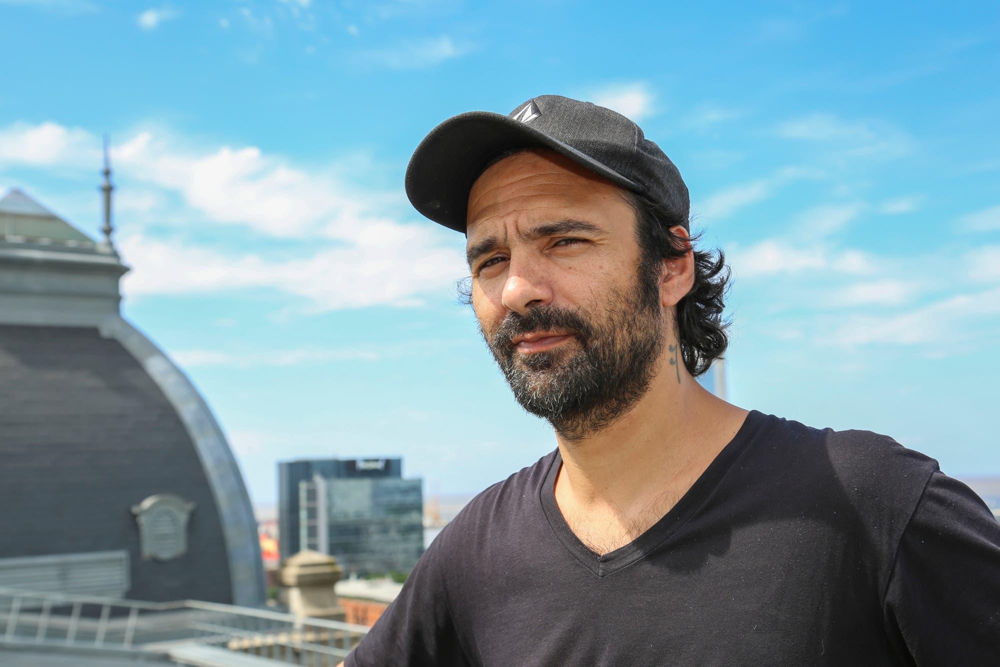 """Nicolás Sorín: """"Mi sueño es escribir una canción como 'Imagine', que tenga universalidad, sencillez y belleza"""