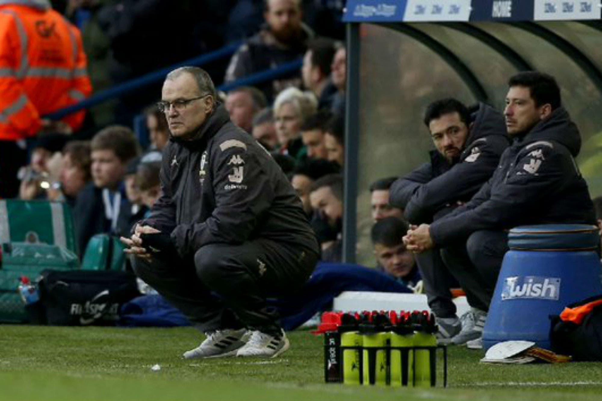 El Leeds de Bielsa perdió de local y cedió la punta del Championship inglés