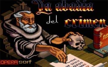La abadía del crimen, juego inspirado en El nombre de la rosa.