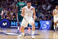NBA. Real Madrid busca otro base ante la posible partida de Facundo Campazzo