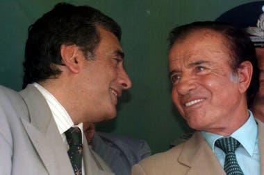 Luego del crimen, Carlos Menem intervino Catamarca y sacó del poder a Ramón Saadi, que hasta entonces era el gobernador y un aliado