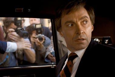Hugh Jackman en El favorito, la historia de Gary Hart