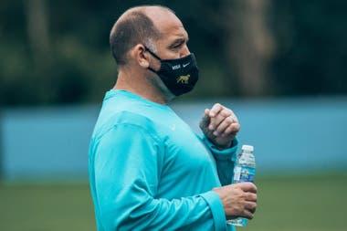 Mario Ledesma superó su contagio de coronavirus y prepara a los Pumas para el Rugby Championship de Australia, al que el seleccionado llevará 46 jugadores; algunos llegarán con ocho meses de inactividad oficial.