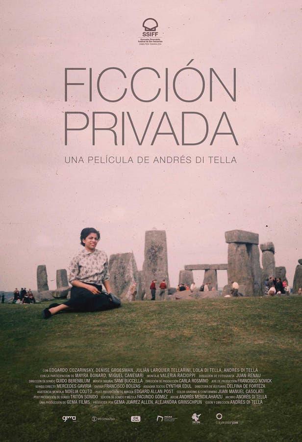 En el film Ficción privada, Andrés reconstruye el vínculo de sus padres a través de un intercambio epistolar.
