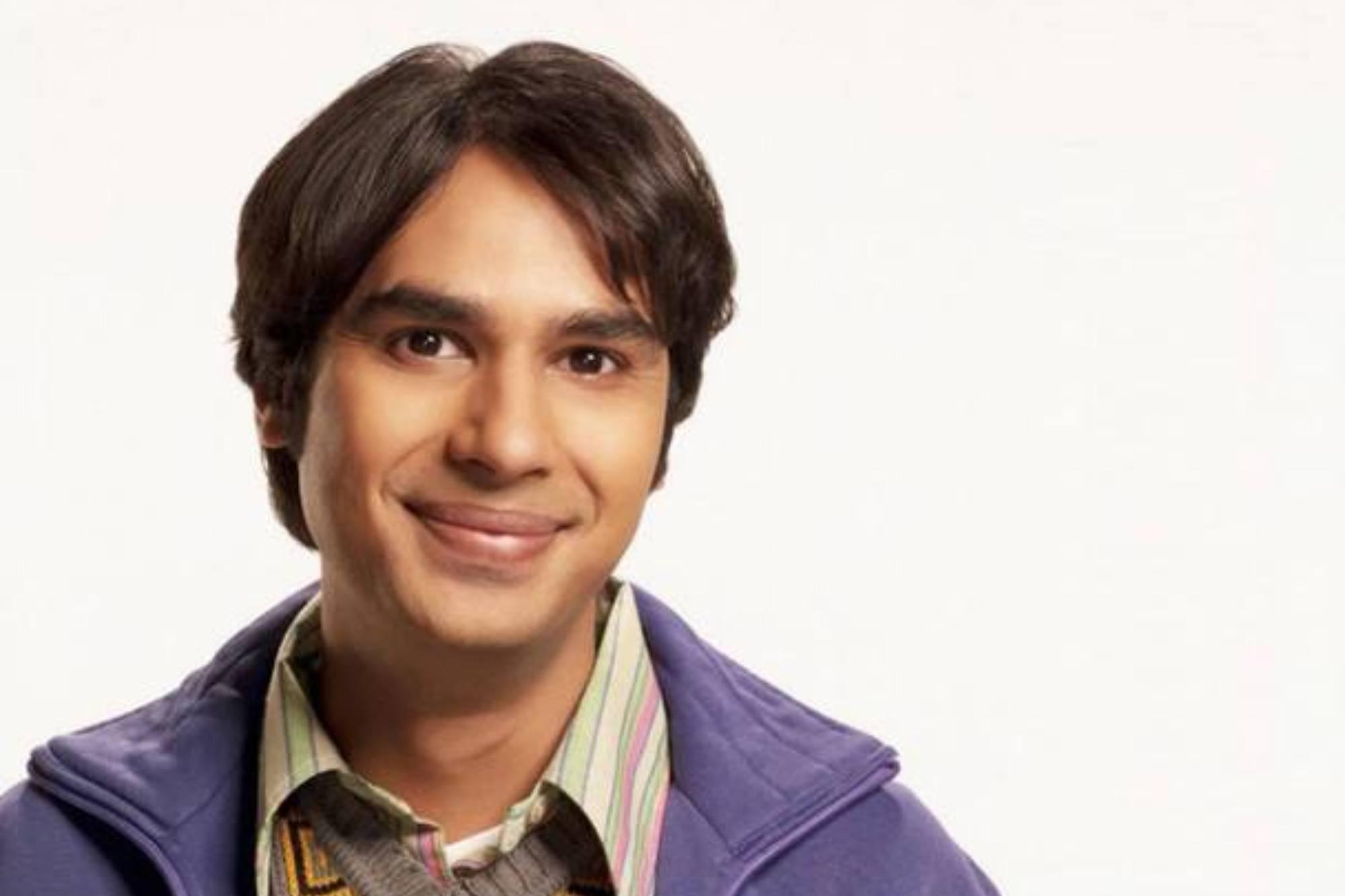 """El increíble cambio físico de """"Raj"""", actor de The Big Bang Theory"""