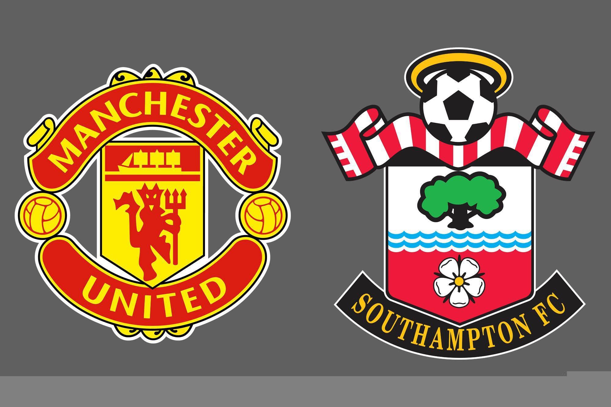 Premier League de Inglaterra: Manchester United venció por 9-0 a Southampton como local