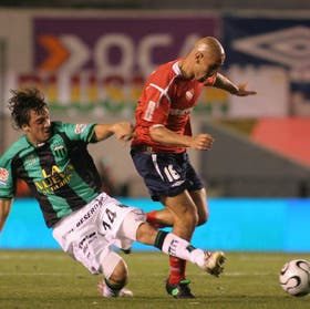 Orteman, con esfuerzo, deja en el camino a Mattiuzzo; Independiente logró una victoria tan agónica como vital