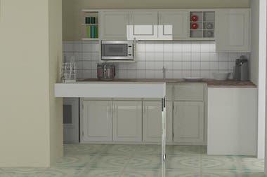 Solución 186: Claves para decorar una cocina con comedor integrado ...