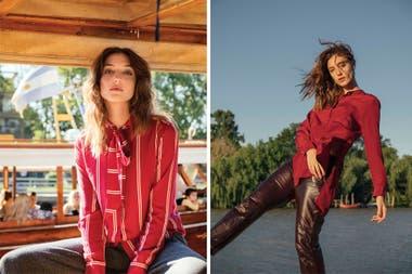 d12370587 Sumate a la tendencia de la moda en cereza - LA NACION