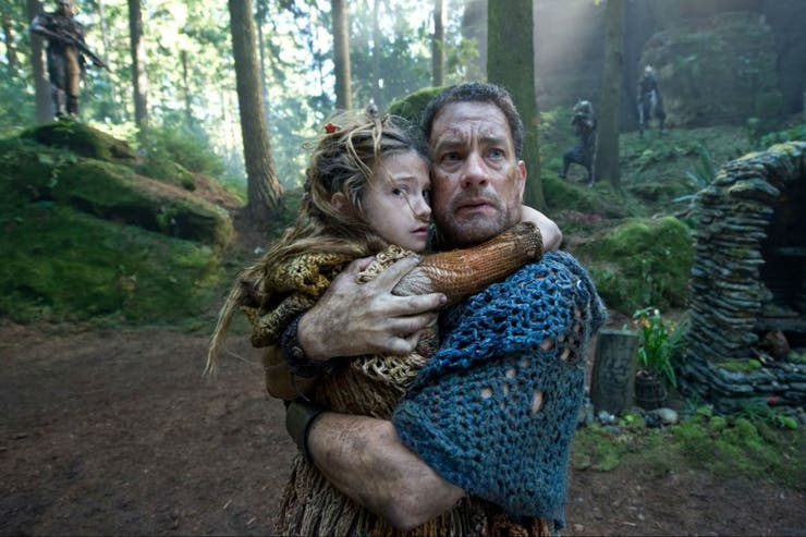 Tom Hanks en la ambiciosa Cloud Atlas de las hermanas Wachowski