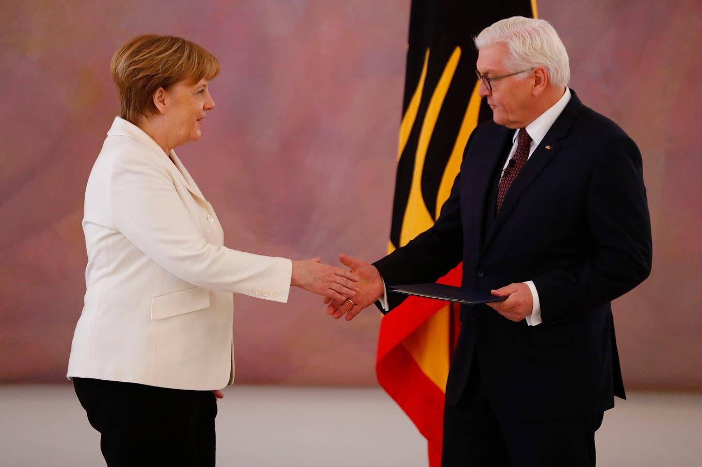 Angela Merkel asumió su cuarto mandato y gobernará Alemania por 16 años