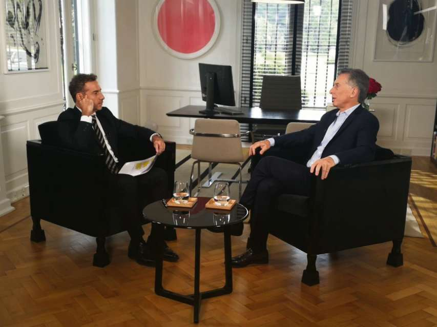 Macri indignado por el fallo que liberó a Cristóbal López