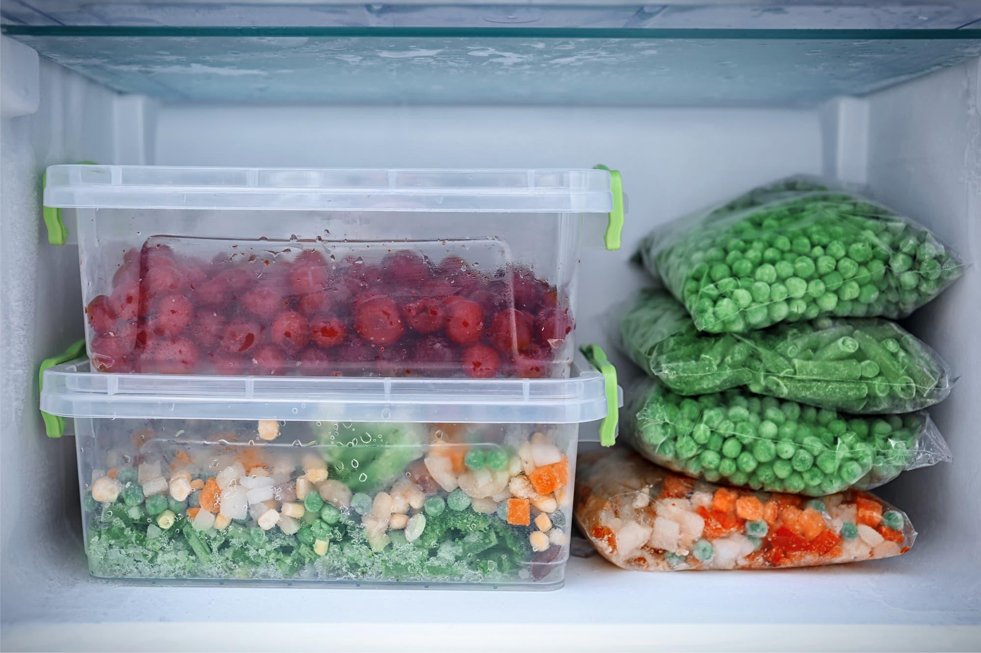 Trucos para congelar y descongelar alimentos - LA NACION