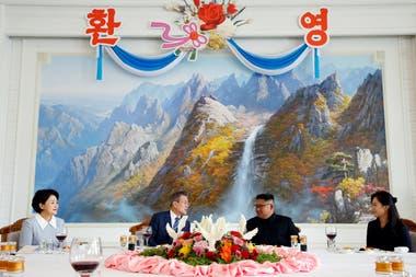 Hoy concluye la tercera cumbre entre las dos Coreas, que tuvo lugar en la capital del Norte