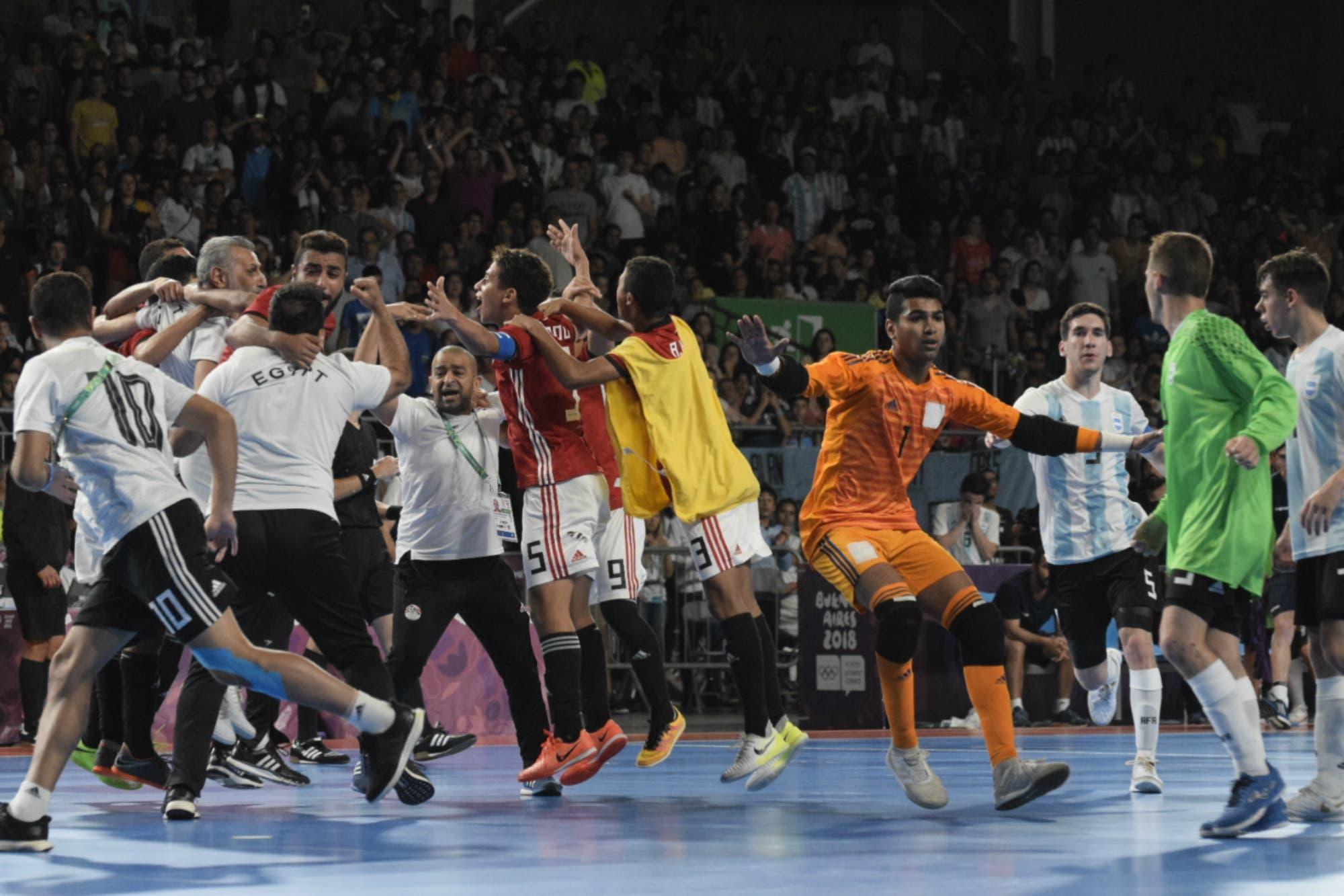 Una derrota olímpica: el Futsal argentino no entendió el espíritu de los Juegos
