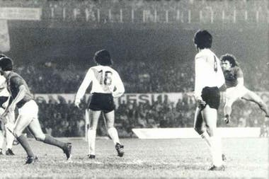 River no pudo con Cruzeiro en la final del 76