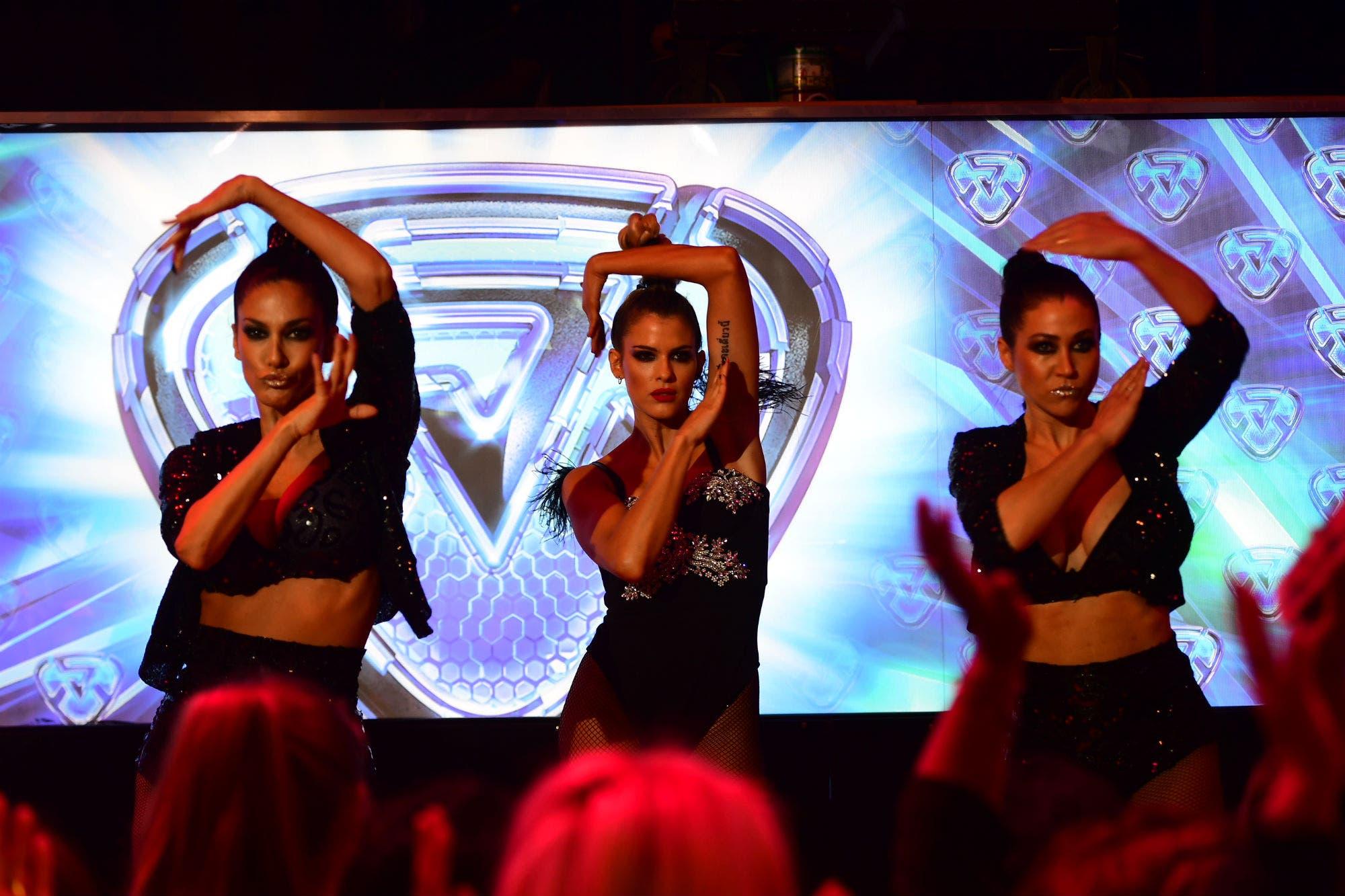 ShowMatch 2018: Mery del Cerro bailó junto a Silvina Escudero y Adabel Guerrero