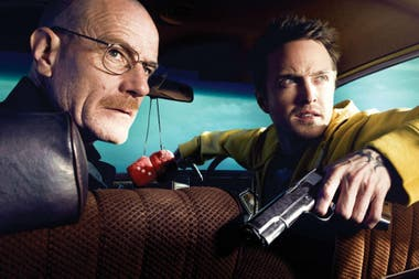 Breaking Bad pide pista para regresar a la pantalla